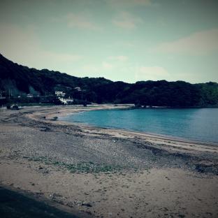 Uchizuma Beach